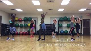 Zumba with MoJo: 'Yonce (Electric Bodega Trap Remix)