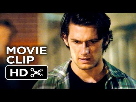 Endless Love Movie CLIP - Police Station (2014) - Alex Pettyfer Movie HD