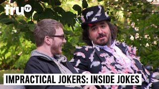 Impractical Jokers: Inside Jokes - What They Don't Teach You in Magic School | truTV