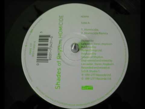Shades Of Rhythm - Homicide