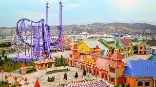 сочи Парк, Парк аттракционов, SOCHI PARK  тематический парк развлечений в Сочи