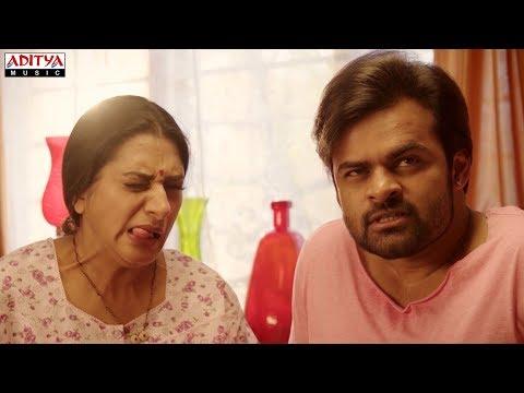 Supreme Khiladi 2 Scenes | Sai Dharam Tej Comedy Scene | Sai Dharam Tej , Anupama
