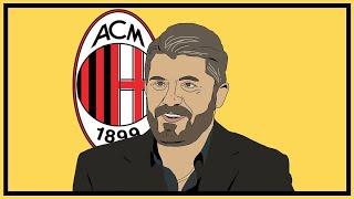 Tactics Explained | Gattuso's A.C. Milan