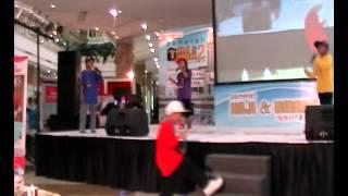 rukun islam yang 5 ( creative Hip hop Kids Indonesia )