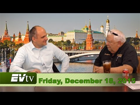 EVTV Friday Show - December 18, 2015