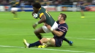 South Africa pummels USA in World Cup - Universal Sports