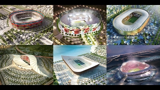 Fifa World Cup 2022 Stadiums | Qatar