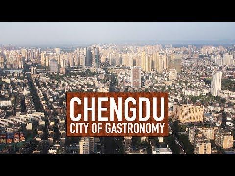 River Snails (& the Chengdu TV Tower) // Chengdu: City of Gastronomy 43
