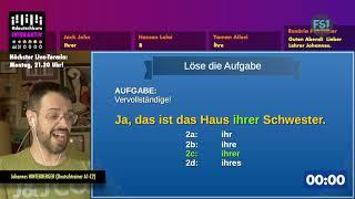 DeutschkursINTERAKTIV | Episode 14 | FS1