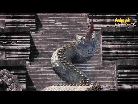 [นาคี] สุดยอด CG - เจ้าแม่นาคีแปลงร่างเป็นพญานาค + ครึ่งคนครึ่งงู [ตอนจบ] :: 5/12/59