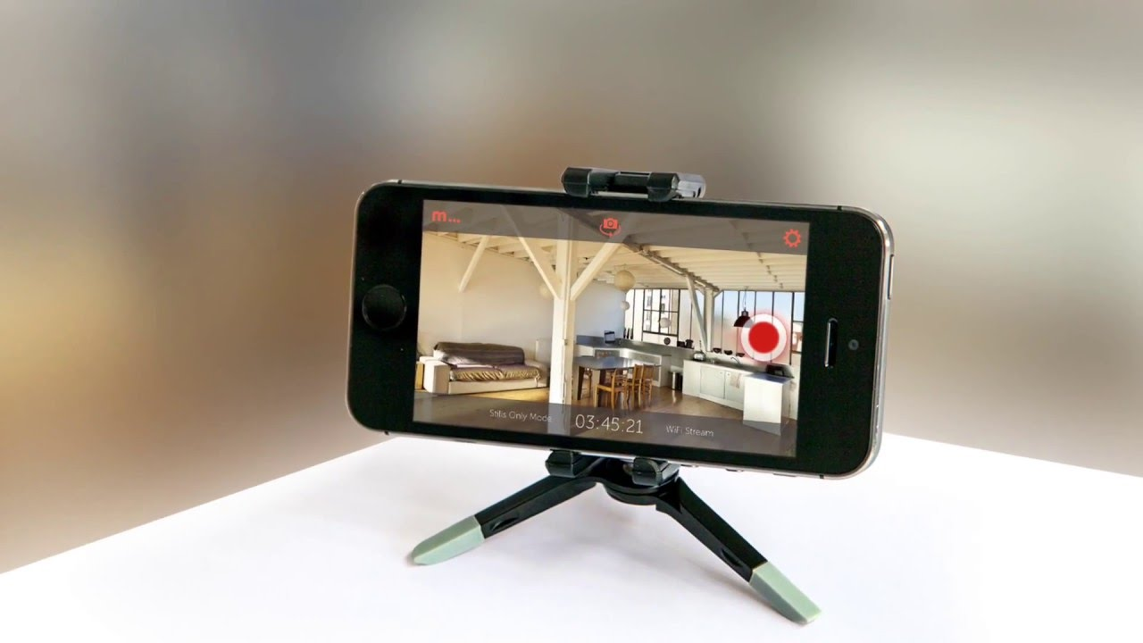 HOW TO: Turn Your Smartphone into a Security Camera | DIY IP WebCam -  YouTube