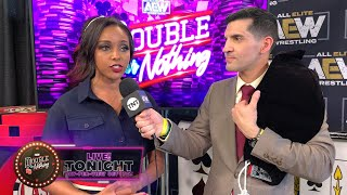 AEW DOUBLE OR NOTHING PRE SHOW   05/23/20