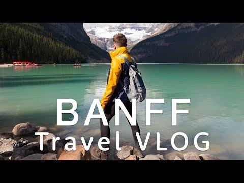 🇨🇦 Banff - National Parks Vlog 🇨🇦 | Travel Better in Canada!