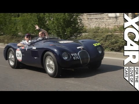 Mille Miglia 2015: 1000 Miles Of Classic Car Madness - XCAR