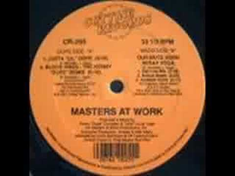 """Masters At Work - Justa """"Lil"""" Dope"""
