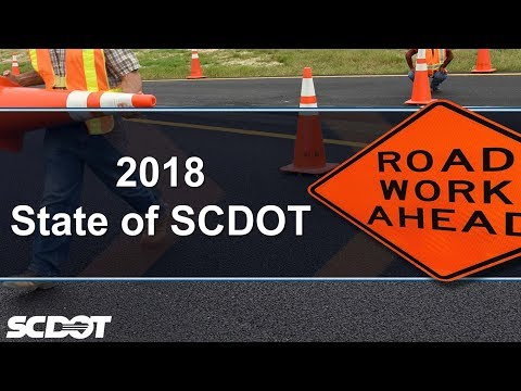 State of SCDOT   Complete Video