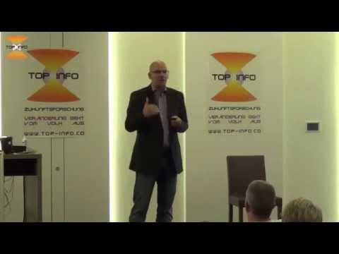 Bernhard Moestl am Top Info Forum in Linz 2013