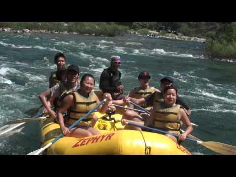Hmong  Camp 2011 King River