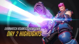 Overwatch Atlantic Showdown Day 2 Highlights | gamescom 2016