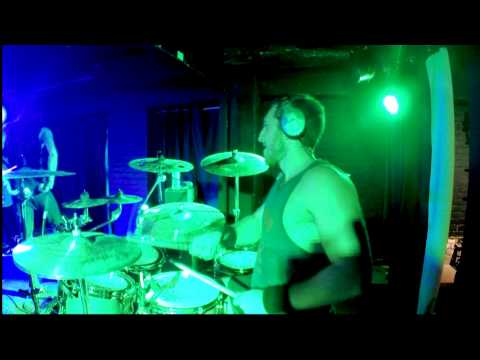 4 Dead in 5 Seconds - Reanimate - Geordie McAlister - Drum Cam