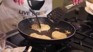 Action Against Hunger's Live Below The Line Cookalong - Pancakes