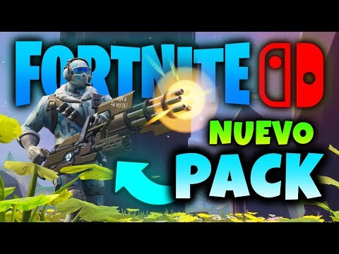 🔥 NUEVO PACK en FORTNITE 🔥 para Nintendo SWITCH | DEEP FREEZE