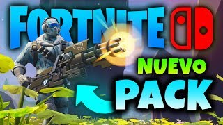 🔥 NEW PACK in FORTNITE 🔥 for Nintendo SWITCH DEEP FREEZE