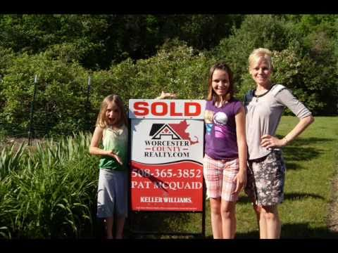 Worcester Real Estate | Call Pat McQuaid 508-365-3852 Worcester County Realty MA