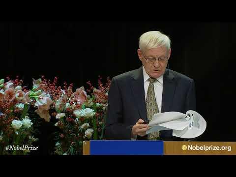 Nobel Lecture: Joachim Frank, Nobel Prize in Chemistry 2017