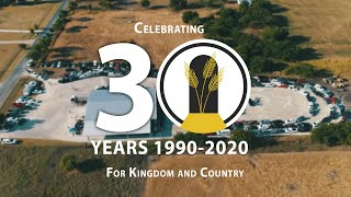 Celebration of 30 Years of the OpenDoor Food Bank  | Troy Brewer |  OpenDoor Church