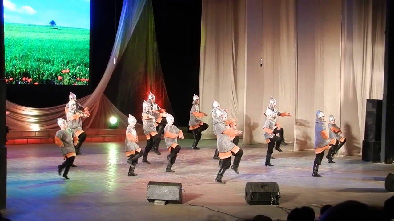 танец богатырская сила видео