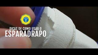 3 formas de usar o esparadrapo nos calos dos dedos das mãos