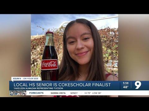 Pueblo High School senior is a CokeScholar regional finalist