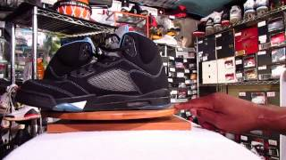 My Jordan 5 Sneaker Collection in 720 HD