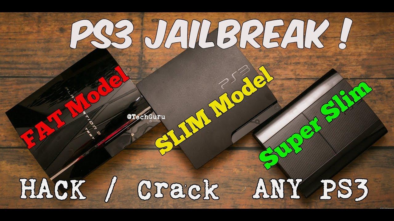 ps3 jailbreak 4.81