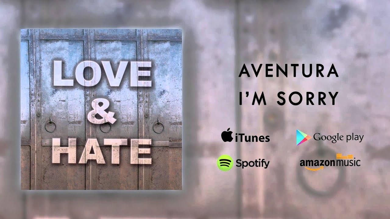 Aventura - I'm Sorry image