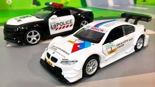 Мультики про машинки. Полицейская машинка в мультике – Дети на стройке. Лего Мультфильм для детей
