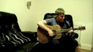 Hold Yuh - Gyptian/Alex Clare (Marc WIlliams acoustic cover)