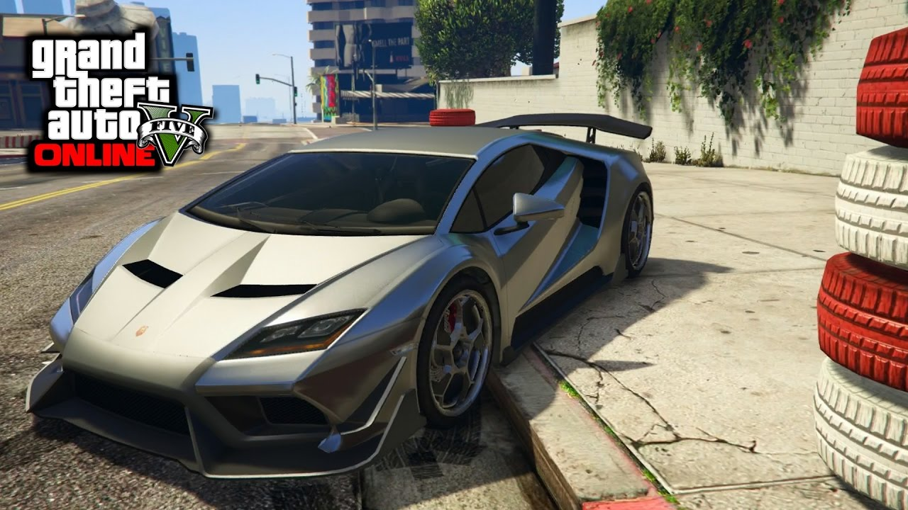 Gta 5 Pegassi Tempesta Supercar Showcase Imports