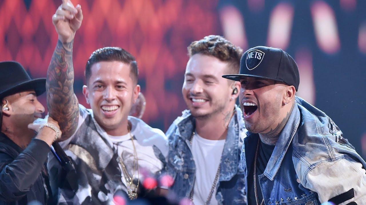 Download El Perdon, Travesuras Remix - Nicky Jam Ft De La Ghetto, J balvin, Zion y Arcangel