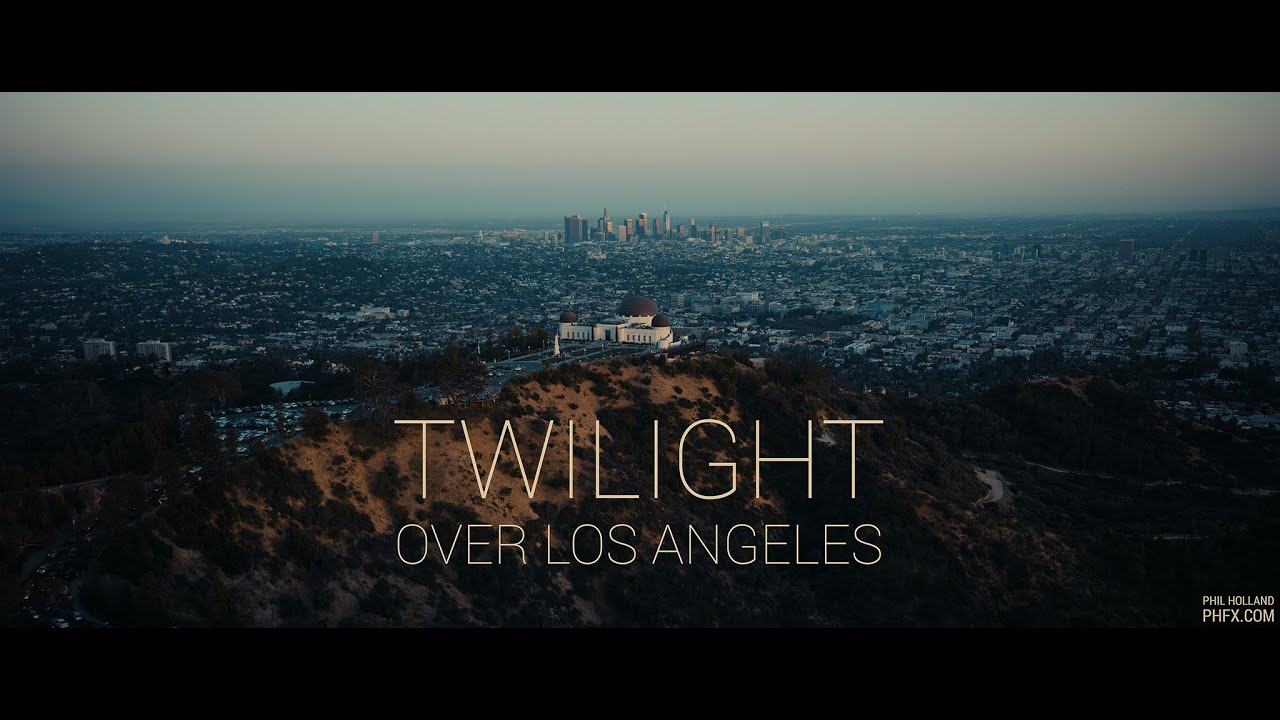 LA Is A Dazzling Dreamscape In This 8K Aerial Footage - Digg