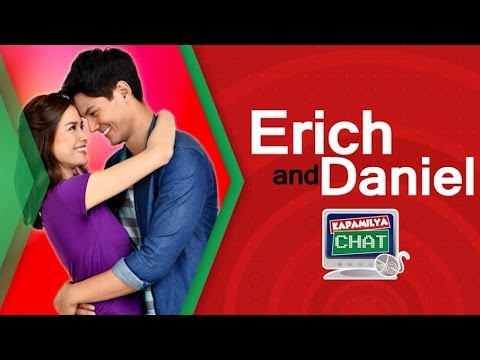 Kapamilya Chat with Daniel Matsunaga and Erich Gonzales for Be My Lady
