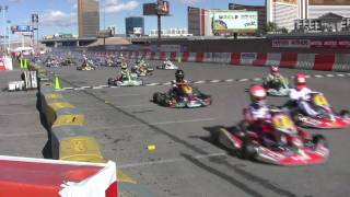 SKUSA Supernationals 2010 KZ2 Main Event