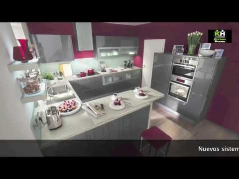 Cocinas minimalistas 2014 doovi for Muestrario cocinas