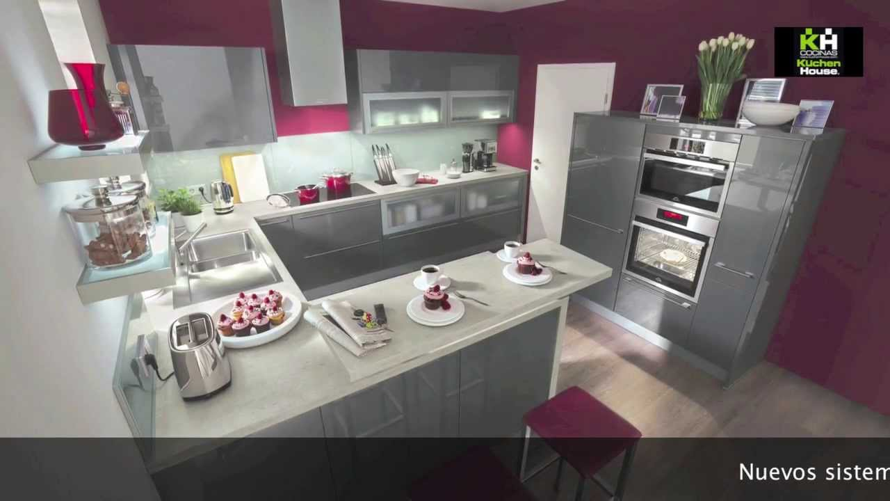 Presentaci n y muestrario de colecciones cocinas kuchen for Muestrario de cocinas