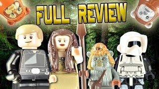 "LEGO Star Wars : 10236 ""Ewok Village"" - Full Review"