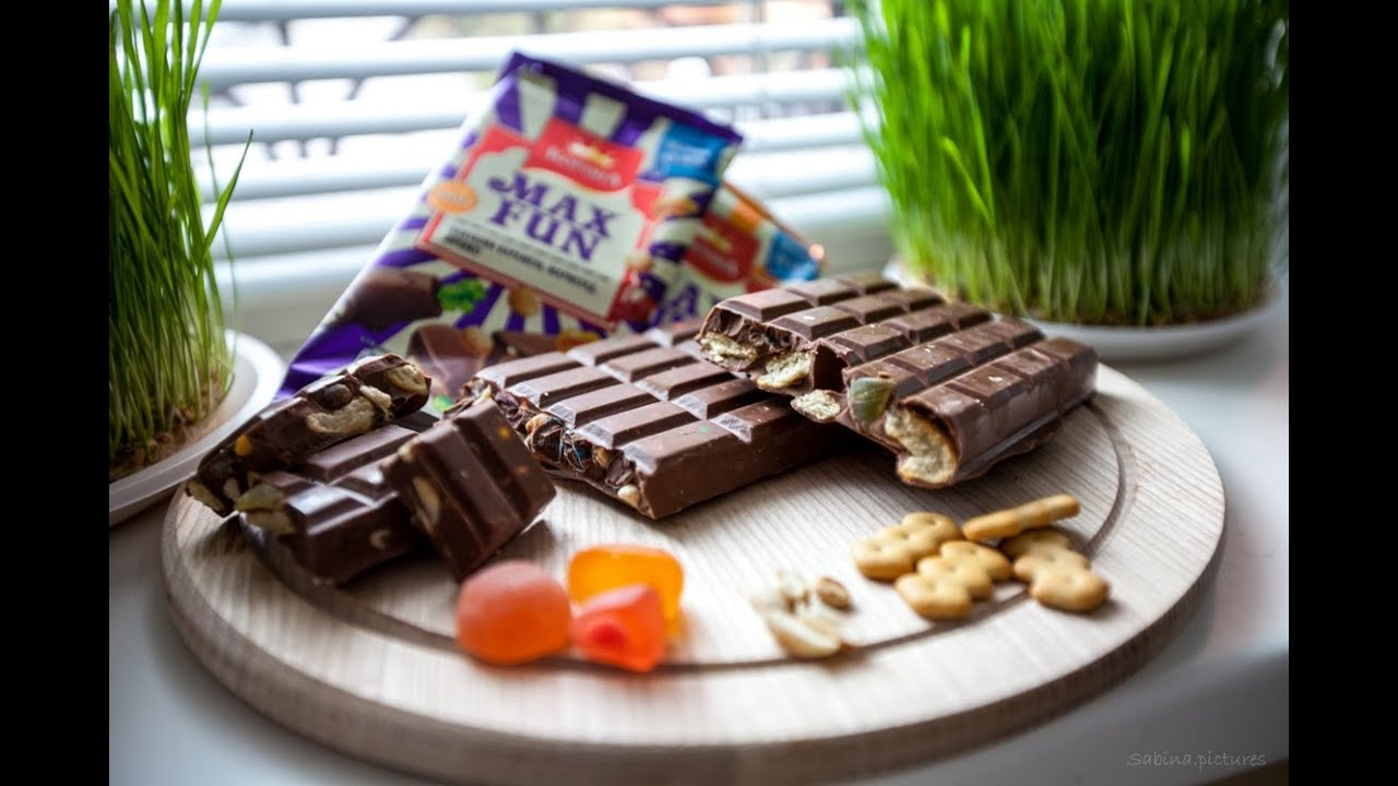 шоколад max fun фото