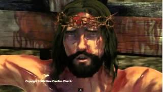 Last words of Jesus Christ on the cross  Animation