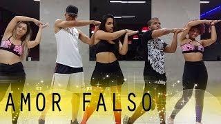 Baixar Amor Falso - Aldair Playboy   Coreografia / Choreography KDence