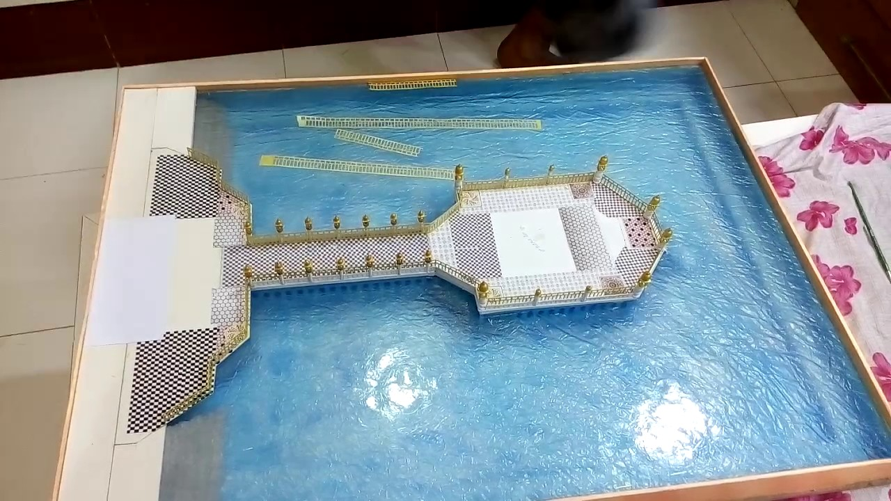 golden temple model paper artist gurpreet singh 919888342384 youtube